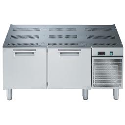 Modulární varná zařízení 700XP - Chlazená podestavba, 2x zásuvka, š. 1200mm <br>371255