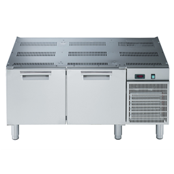 Modulární varná zařízení 700XP - Chlazená podestavba, 2x dvířka, š. 1200mm <br> 371256