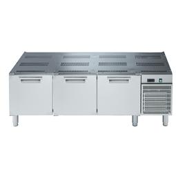 Modulární varná zařízení 700XP - Chlazená podestavba, 3x dvířka, š. 1600mm <br> 371258