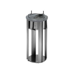 Drop-in vestavné moduly Zásobník talířů - Ø310 mm <br> 340110